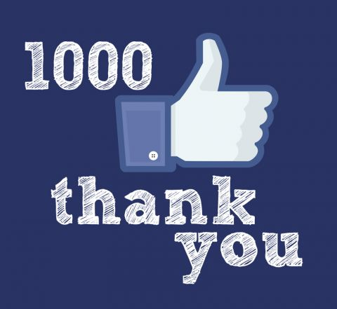 1000 VV FB Likers competition...