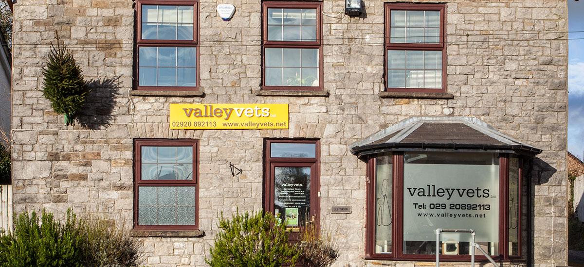 Valley Vets in Pentyrch - Pentyrch Vets Surgery